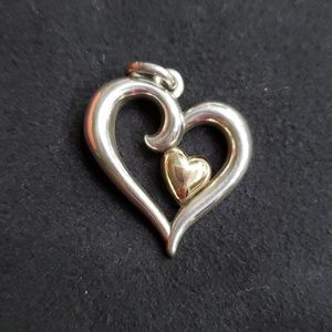 Joy of my Heart James Avery charm